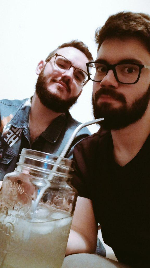 #sextou com #mojito #miguinha