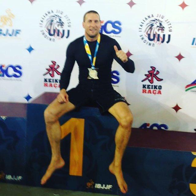 Campeonato Europeo de Jiu-jitsu NO GI 2013. Roma, Italia.