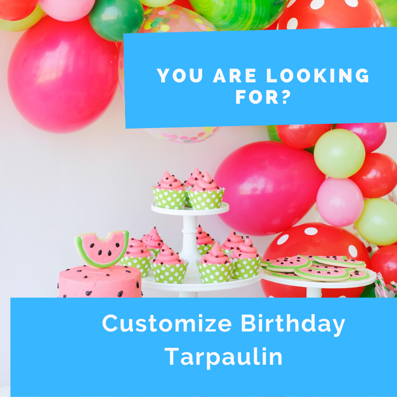 Do you want to give your loved ones a special Birthday Party? Yes, it should be extra special! How about making a customize birthday tarpaulin to make the party more enjoyable and colorful?   Let's talk about this!  #administrativeassistants #socialmediamanagement #freelancer<br>http://pic.twitter.com/lTAEVXICKB