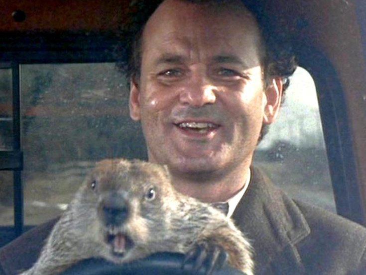 A #screenwriting parable                          about a groundhog. There was a man who took a side road to work in order to avoid the normal hustle and bustle.  The road went through an industrial park and not many knew that way. One day, as he was making his way...