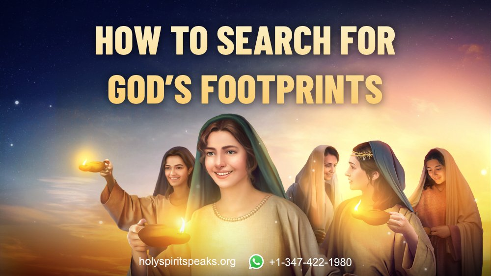 How to Seek God's Appearance and Work in the Last Days #EndTimes #LastDays #AlmightyGod #Christian #Christ #Church #HolySpirit #GodsWord #Truth #WorshipGod  https://www. holyspiritspeaks.org/appearance-of- god-has-brought-a-new-age/#1-962-2656   … <br>http://pic.twitter.com/ouEnr3wBJR
