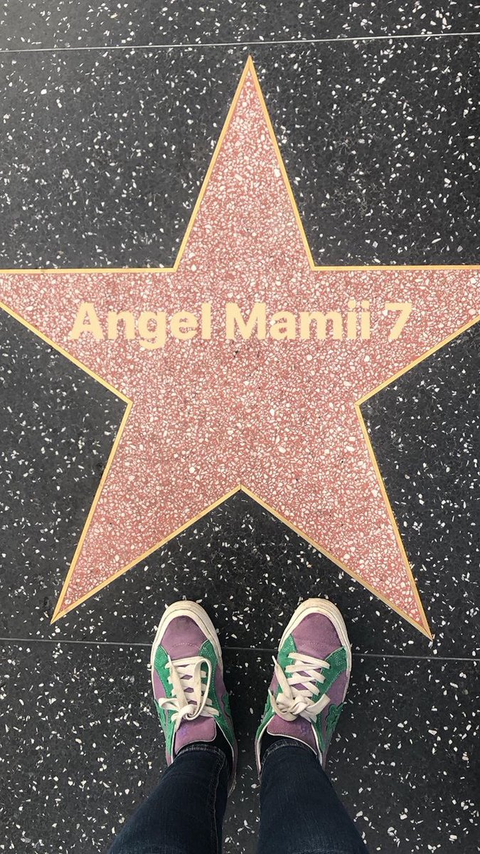 one can dream.....<br>http://pic.twitter.com/D6iwxbjKXJ – à Hollywood Walk of Fame