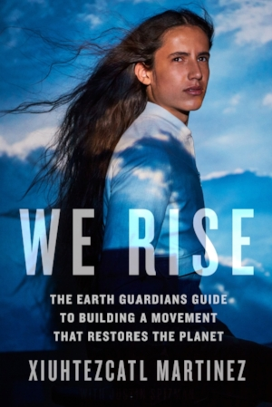 Meet Xiuhtezcatl Martinez. Earth Guardian, Climate Activist, Musician & World Changer. His story will change your life. #WeRise #EarthGuardians #Boulder #WorldChanger #Indigenous #Tribe #Truth @dlguerin1 @amplifierart @HumResPro @xiuhtezcatl https://www.earthguardians.org/xiuhtezcatl