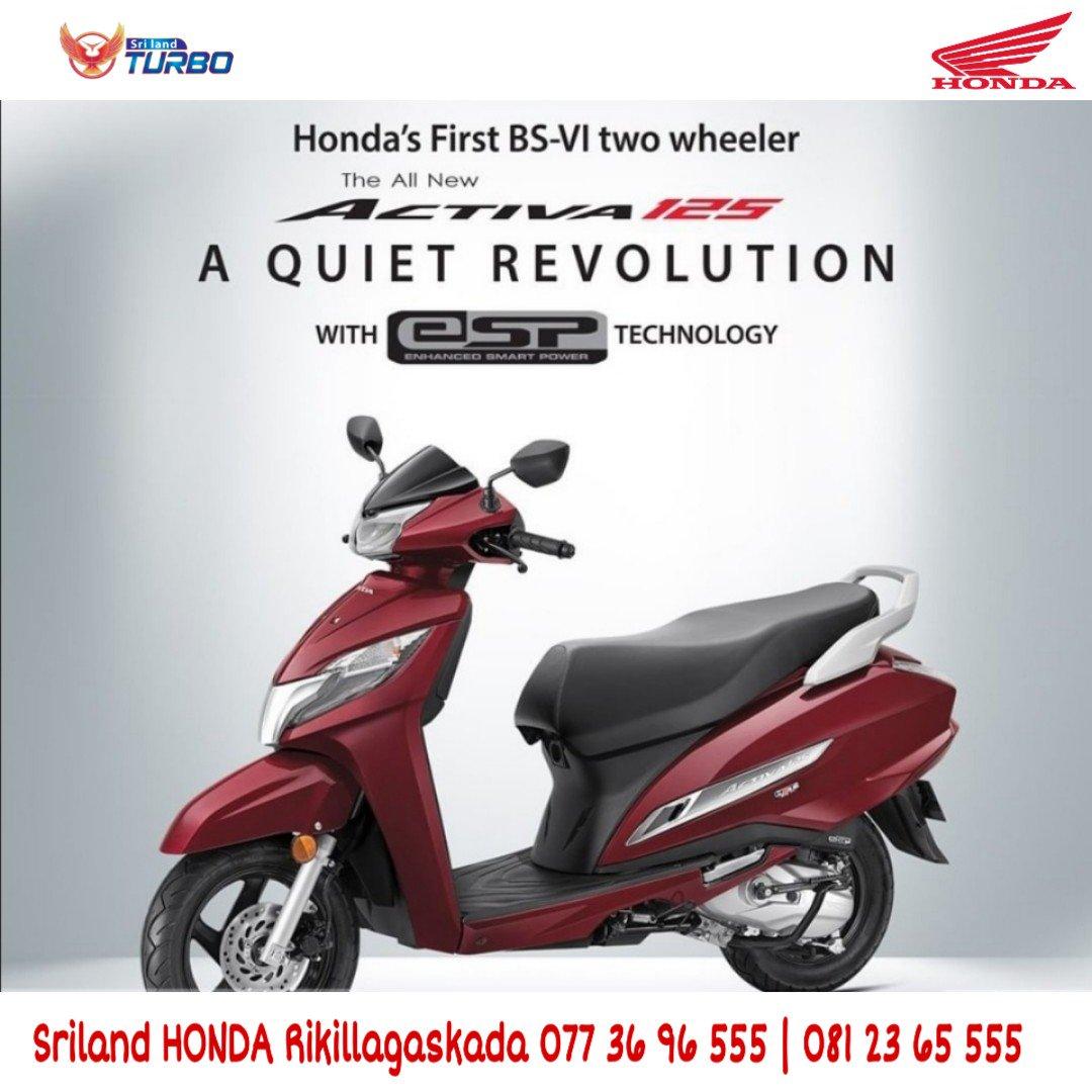 #Honda  #hondabikes #hondasrilanka #hondarikillagaskada #srilandhonda #srilanka #sriland #srilandturbo #rikillagaskada #rikillagaskadabike #rikillagaskadabikeshowroom #bikeshowroom #bikelife #kandy  #hangurankethabike #mahesh_malwathugoda  #hondascooter   #scooter #activa125pic.twitter.com/x1brZis9Zn
