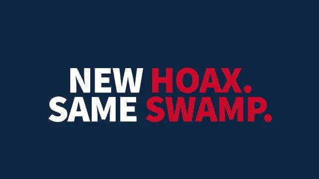 #NewHoaxSameSwamp