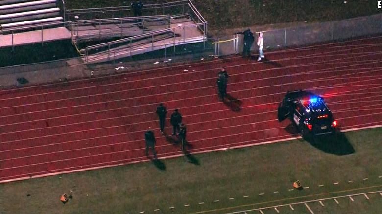 Federal agents were responding Friday night to a reported shooting at a high school football game in New Jersey  https://cnn.it/2qlQcaT