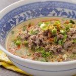 インスタントラーメンの新たな可能性?「サッポロ一番みそ豆乳坦々麺」の作り方!