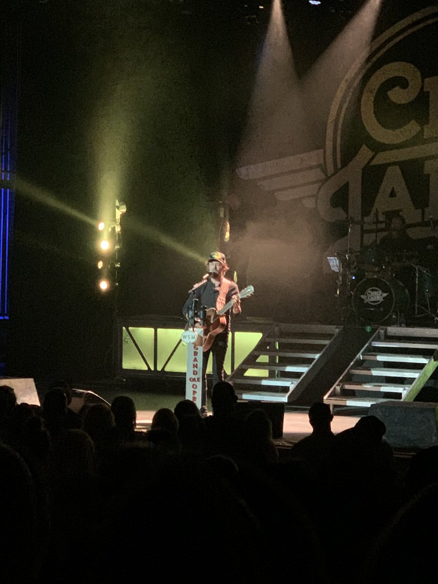 @janson_chris brought down the house tonight @PeoplesBTheatre in Marietta!!! Thanks for a super show!!