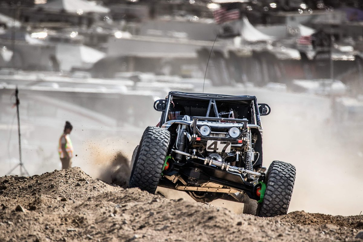 Its #FrontendFriday! Whats your ultimate U4 frontend? Photo by @RedlineProjects #Ultra4 #KingoftheHammers #KOH2020