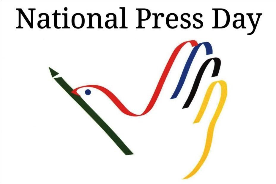 Freedom of press is essential for vibrant democracy. My greetings to the media fraternity on the occasion of #NationalPressDay. Media empowers common citizens and gives voice to the voiceless. Salute to all hardworking journalists for their untiring effort to stand for the truth.