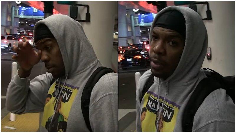 【影片】又一昔日全明星現身洛杉磯街頭!連甜瓜都上岸了,他還能重回NBA嗎?
