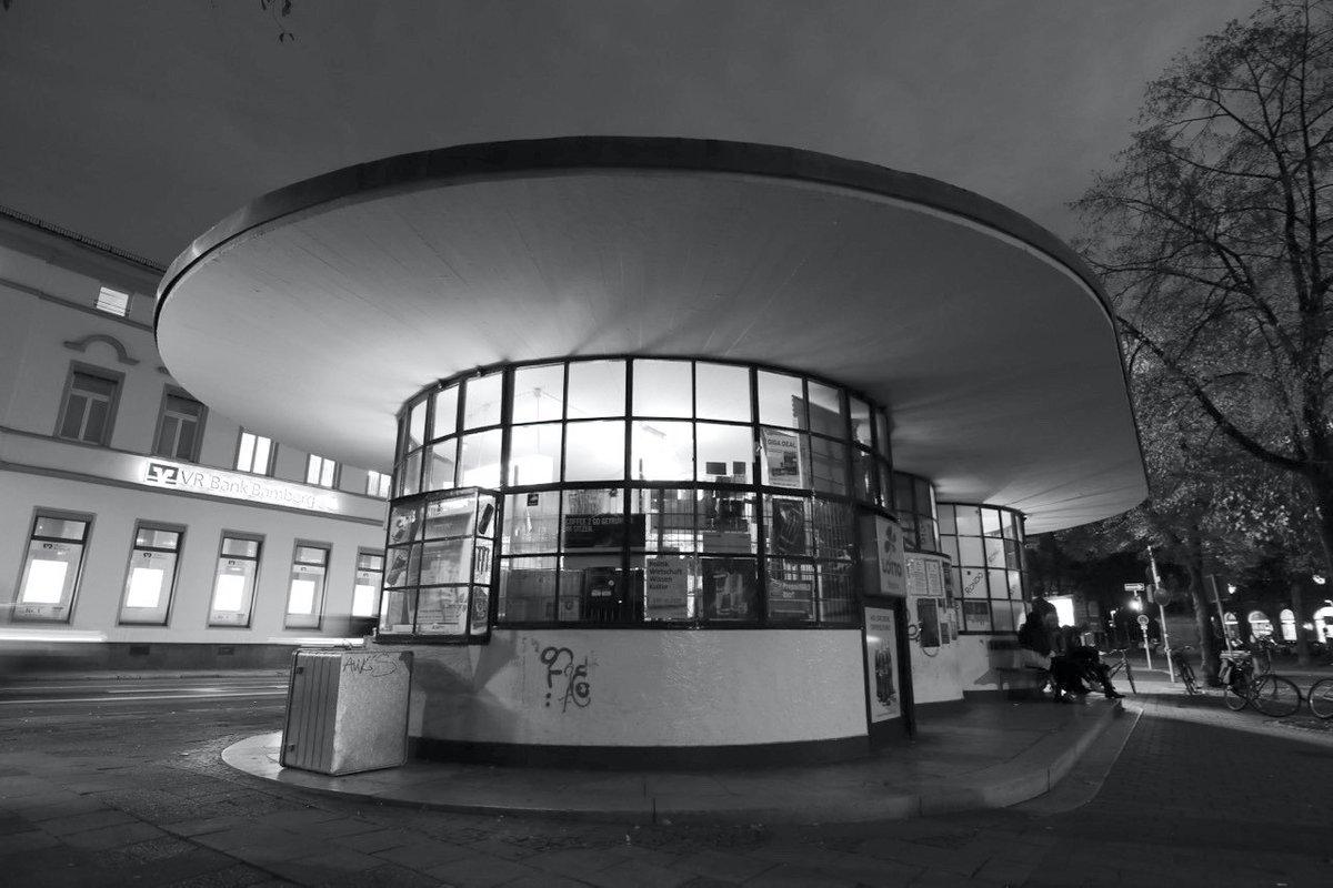 RT @thelinkberlin: #100x100masterhouses Café Rondo, 1934, Bamberg: https://t.co/nHpKPjhEF9 Foto © Jan Dimog https://t.co/ERvBwUbTXt