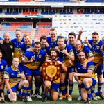 Image for the Tweet beginning: 🏆 The Eels have claimed