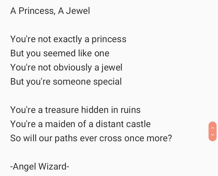 Short poem #2 A Princess, A Jewel <br>http://pic.twitter.com/Rrh3yqCAop