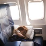 Image for the Tweet beginning: Do airlines reuse the blankets