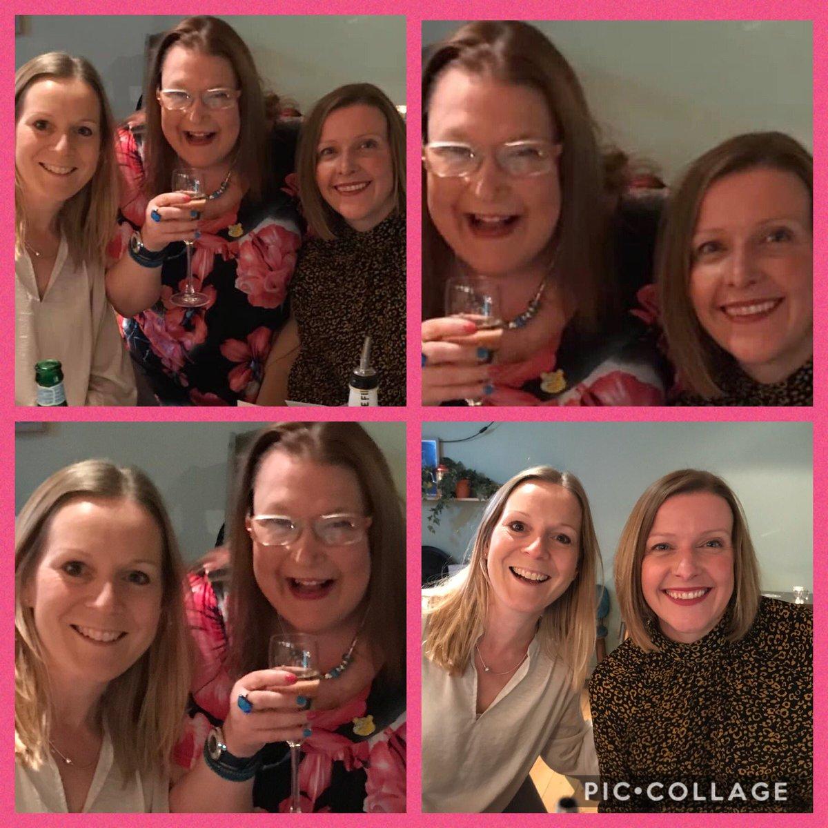 @Aacdiscokaraoke MrsWilks Hi all:Lovely evening with besties. X#feelgoodfriday #selfiqueen #prosecco #chinchin #friends #makingmemories #happymrswilkspic.twitter.com/utXi0t3KH8