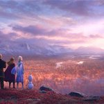 Image for the Tweet beginning: Frozen 2: where to see