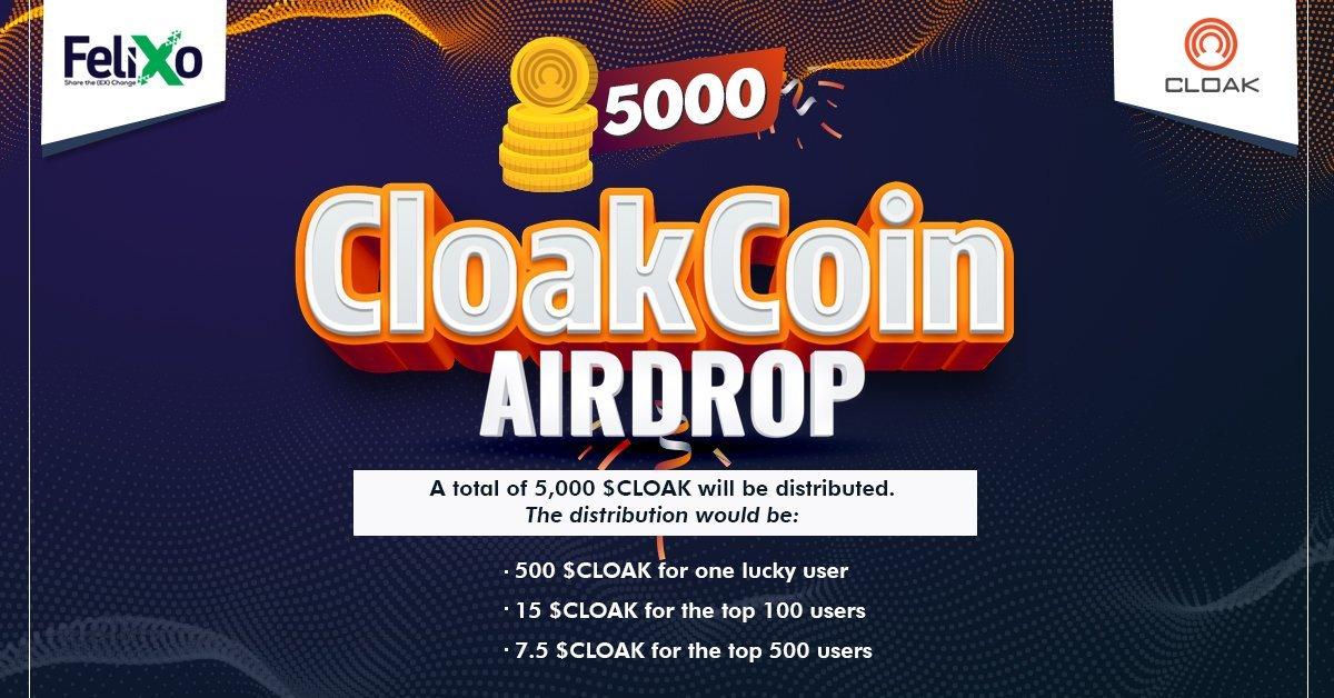 CloakCoin description