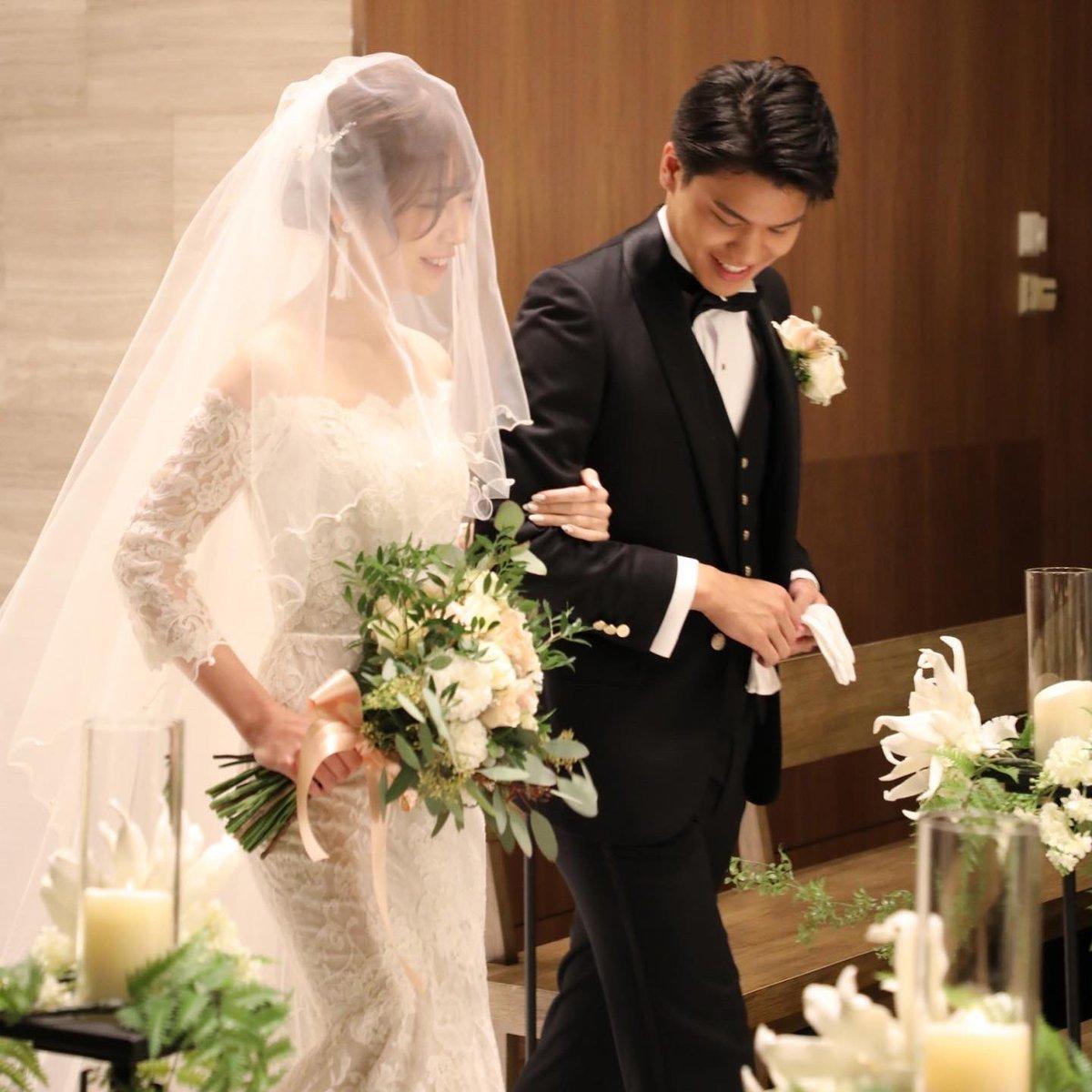 マネージャーが撮ってくれた写真📸清野さんありがとう🙏#結婚式 #ザストリングス表参道