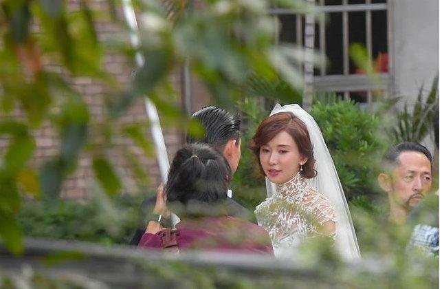 明日 11月17日EXILE AKIRA 林志玲 結婚式🤵👰