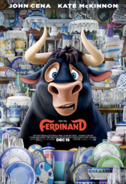 14.) Ferdinand   #2017InFilm #Movies #FerdinandMovie
