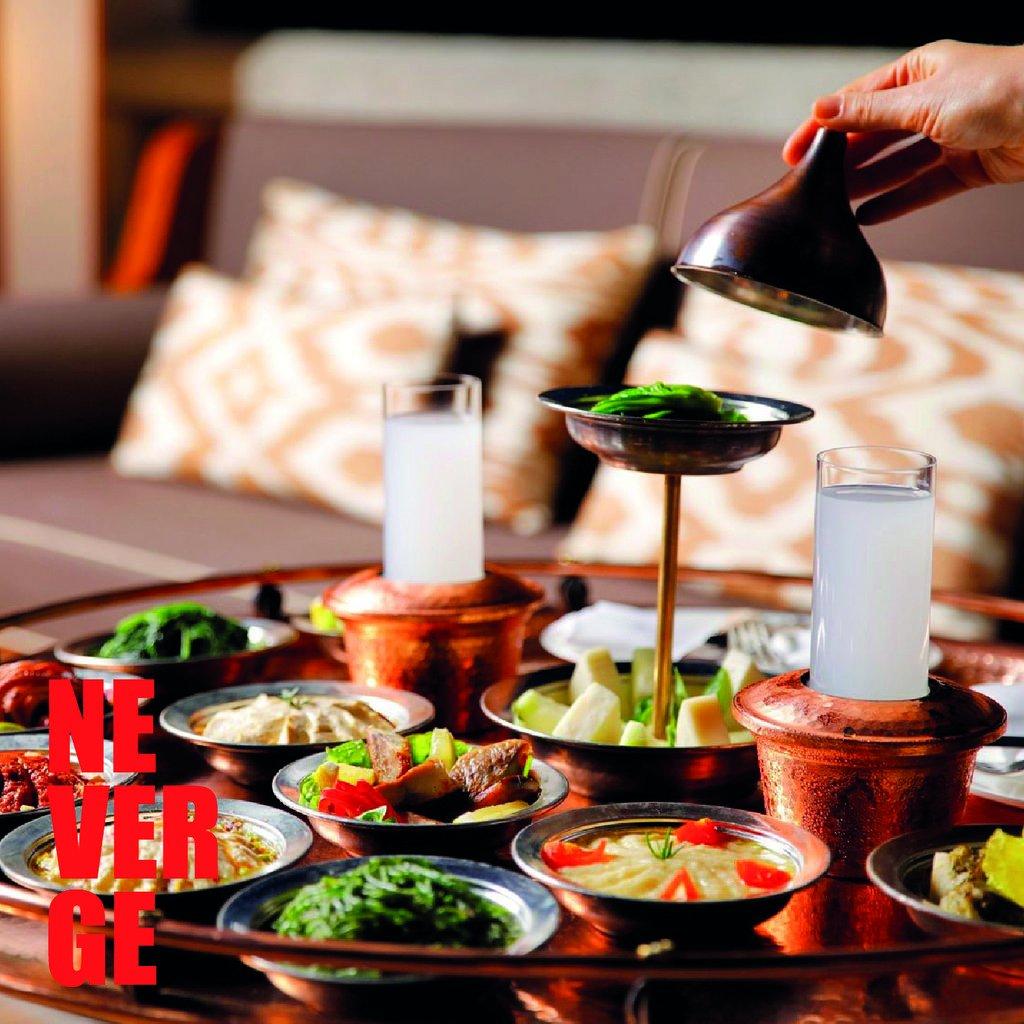 Dışarıda büyük meblağlar harcamaktansa evde hazırlanacak şahane içki masalarının eksiksiz tariflerini öğrenmeye ne dersiniz?Çilingir Sofraları ve Sofra Adabı Neverge'de!https://buff.ly/2NQtXCH#cilingirsofrasi #meze #sofra #tarif #mezetarifi