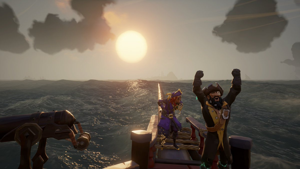 #SoTShot #GettingStacked #SeaOfThieves #BeMorePirate #XboxShare #StreamFam @LewisLewis210sa