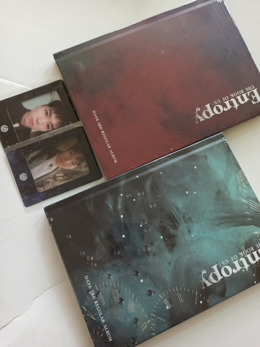 HELP RT [MYGO:MSIA:READYSTOCK-SEALED] DAY6 THE BOOK OF US : ENTROPY  inc pre-order benefits & poster  PRICE : RM75 WM RM82 EM   #DAY6 <br>http://pic.twitter.com/Aoh0PabFKj