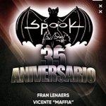 Image for the Tweet beginning: El #GrupoMDTradio felicita a Spook