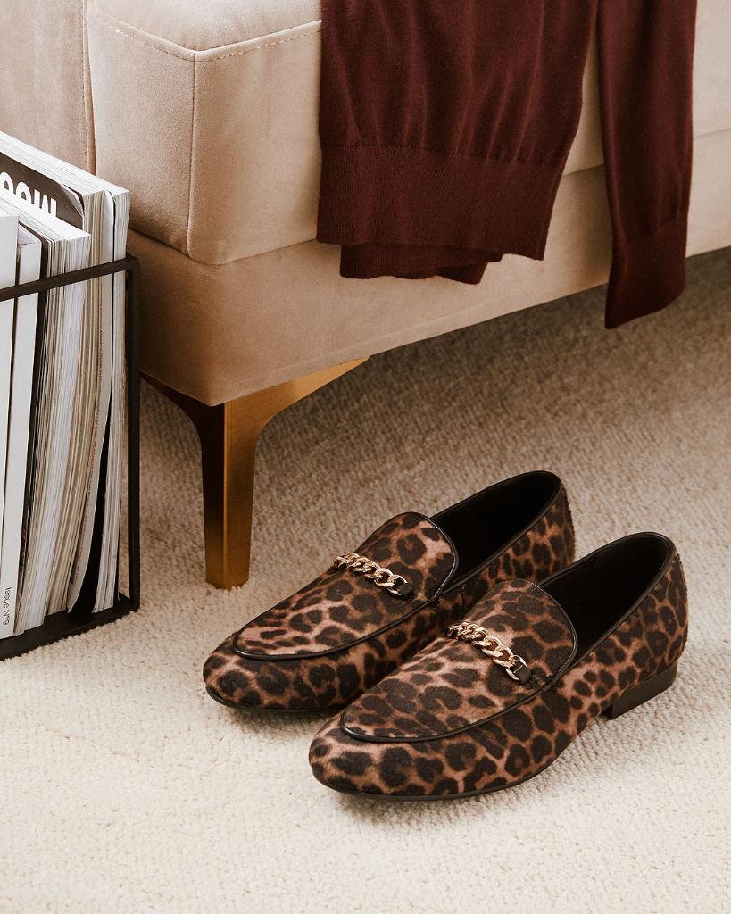 Warming winter boots or sophisticated party loafer...