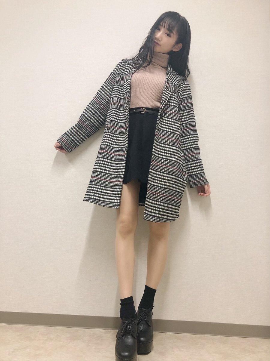 #日刊スポーツ さんの連載企画の取材でした!☺️💭12/3掲載だよ〜😉今日の横野すみれ😎💗最近ハイネックをよく着ます。