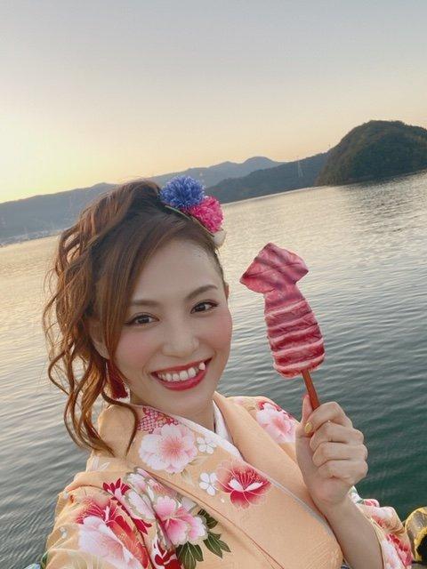 #ゾンビランドサガ #伊万里湾大花火2019 ありがとうございました!また佐賀に来れて、最高の花火を見れて最高でした!フランシュシュの曲に乗せて、、、胸熱!!!また来たいなー!伊万里湾きれーーーい!!