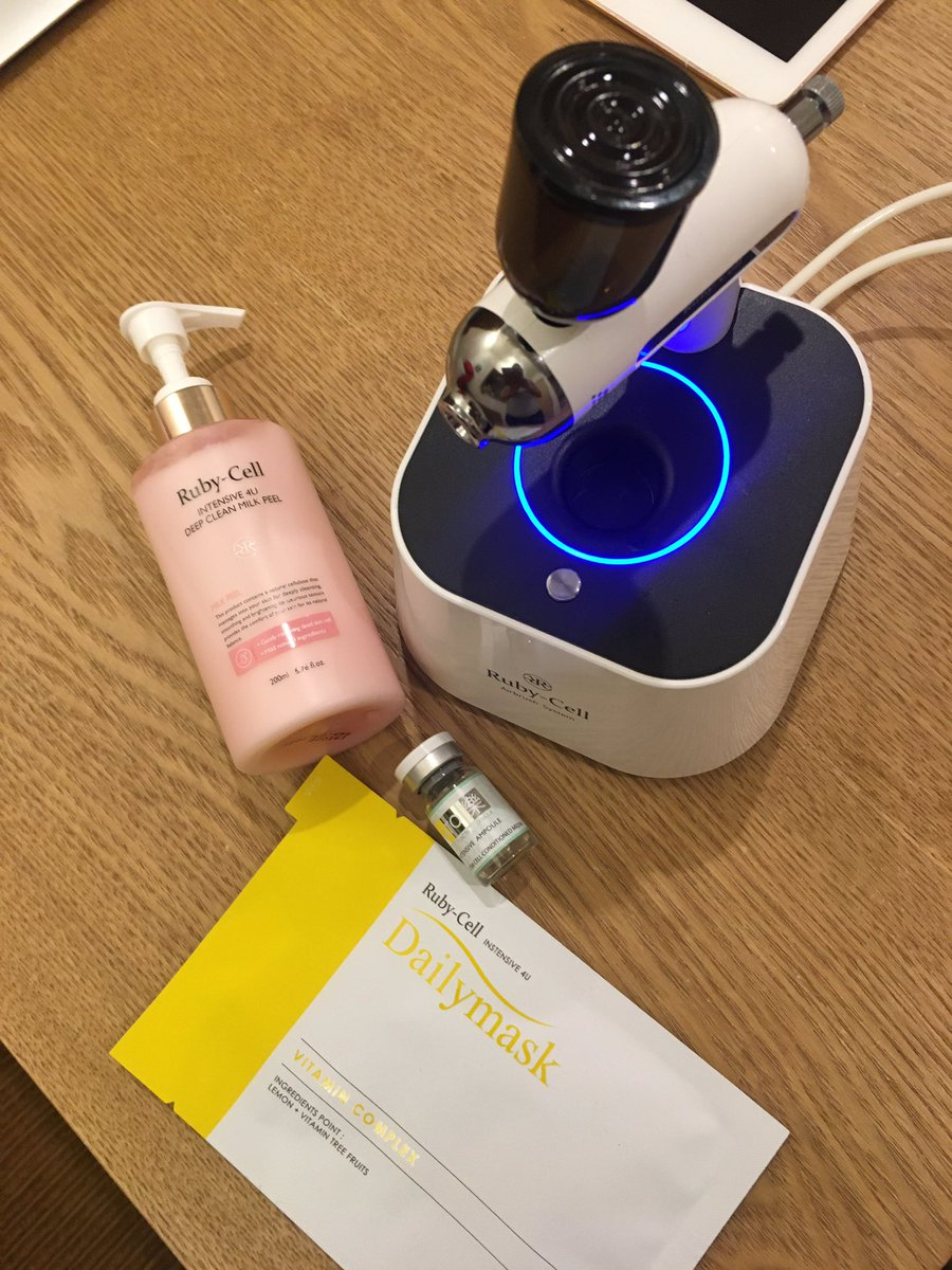 test ツイッターメディア - 今日は ✅ディープクリーンで角質取り ✅泡パック ✅スプレーガンでヒト幹細胞培養美容 ✅ディリーパック  セルフエステ💆♀️  明日はどうなっているか楽しみ🤩💕 #自宅エステ#セルフエステ#美容好き https://t.co/X5bDV5GgQJ