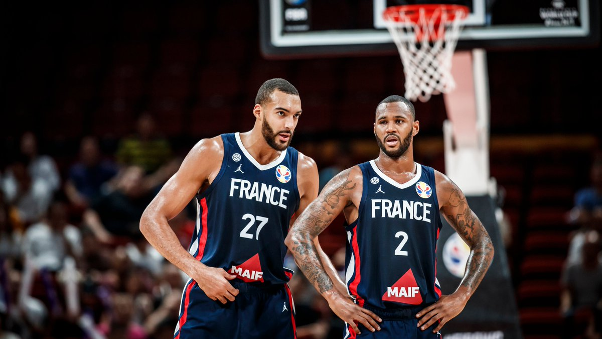 """The Qualifiers are the one and only reason that I was able to be a part of the #FIBAWC squad.  I am looking forward to the next windows to be able to put in that work again."" 💪  🎙 @Amath22Juice 