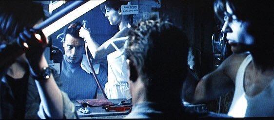 #ターミネーター2この頭部修理シーン、実はこうやって撮影されてました。すげぇ