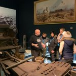Image for the Tweet beginning: Battlefields Trip: Visiting the Tyne