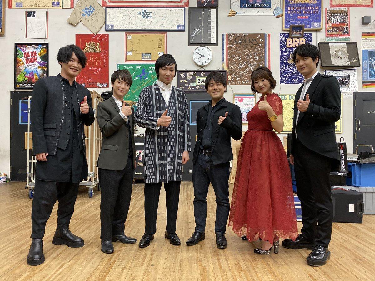 『機動戦士ガンダム 鉄血のオルフェンズ』ピアノコンサート~Soul of the Iron-Blooded Orphans~にお越し頂いた皆様ありがとうございました!会場の舞台裏に、こんなものを残してきました…!千葉道徳さん&有澤寛さんに描いて頂いた三日月とバルバトスルプスレクスも!#g_tekketsu#鉄血ピアコン