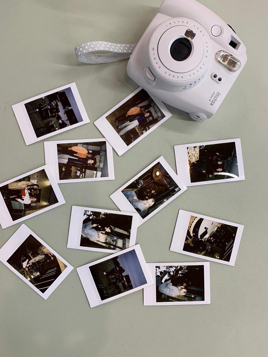 Polaroid color swinger land camera