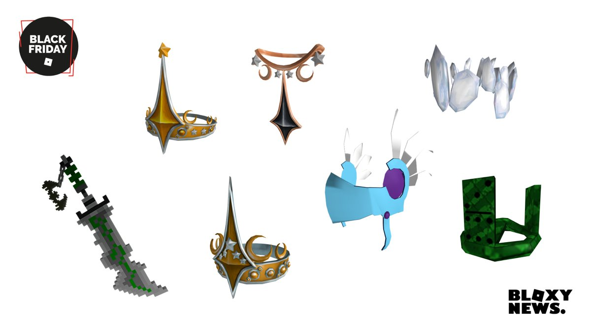 Bloxy News On Twitter Here Are All Of The Currently Leaked Items