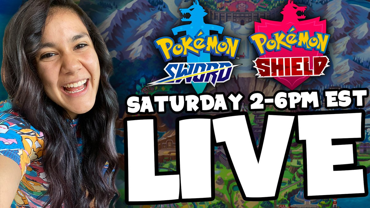 Our next #PokemonSwordShield stream starts in 45 minutes! youtube.com/user/superdupe…