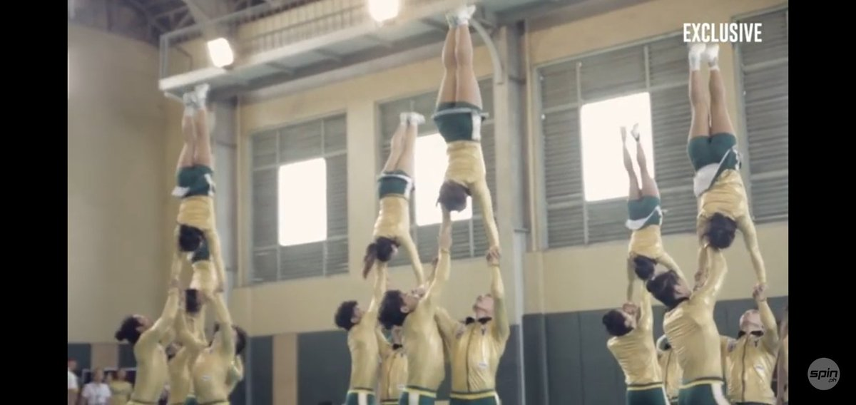 Extended Hand to hand of FEU cheering squad! @FEUTamTam  eto na!Palag palag na. God Bless and may your heart be uplifted to perfect your routinr tomorrow. #taMJam  #UAAPCDC2019<br>http://pic.twitter.com/ZhwjMJ37nr
