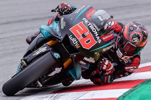 #MotoGP | Sexta pole position para el francés Fabio Quartararo