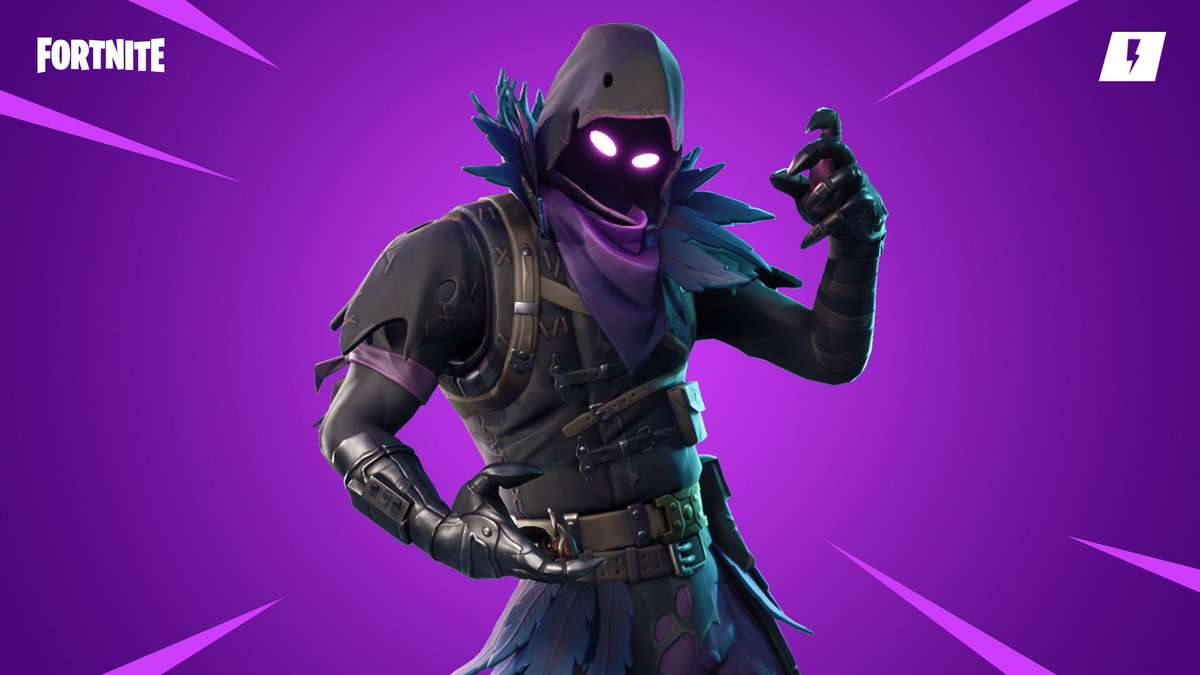 The master of the dark skies returns.  Check out Raven in the  #SavetheWorld Event Store now!