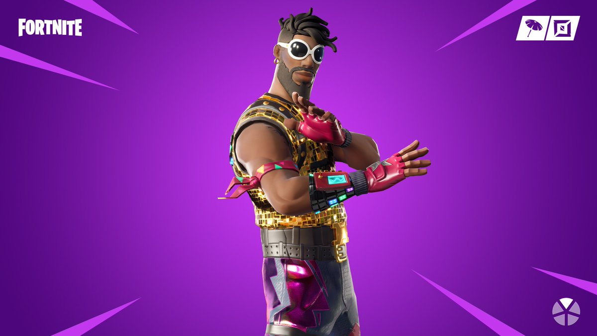 Time to get funky   The Funk Ops Outfit is available in the Item Shop now!