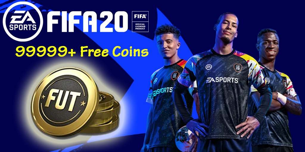 FIFA 20 free coins _ Get Free coins in FIFA 20. For more enter here https://sweepprize.com/fifa20coins/   #fifa20 #fifa2020 #fifa20coins #fifa20coinsforsale #fifa20coinsforfree #fifa20freecoins #fut20 #fifa20hack #fifa20coinshack #fut20trading #fut20leaks #fut2020 #fut20coinspic.twitter.com/Wkc4BzH8j4