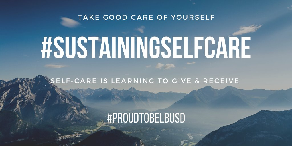 Self-care practices need to support health and wellness and should not be addictive, compulsive or harmful to your mind, body or bank account. #SustainingSelfCare #Health #Wellness #ProudtobeLBUSD