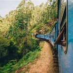 Image for the Tweet beginning: The best train journeys in