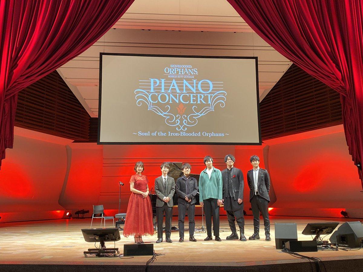 皆さんと舞台上で!ピアノと一緒に撮らせてもらったり!いつもの細谷さんとのやつ!本当に素敵なイベントでした^ ^