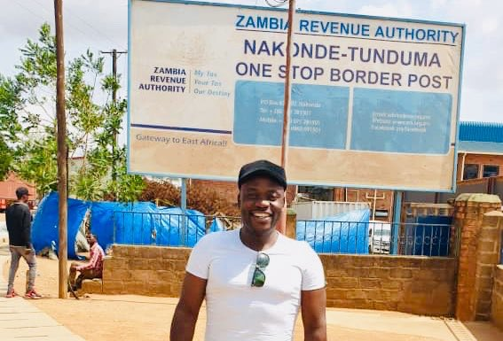 We're at the Zambia-Tanzania border surveying the #crossborder mobile payments ecosystem from an MSME perspective. The region is buzzing with economic activity & we're gathering very valuable insights. Rice, clothes & hardware items are some of the highly traded goods.#AfCFTA