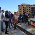 Image for the Tweet beginning: En la plaza Verboom hemos